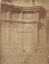 Sienne Siena Eglise Italie Italia Vintage albumine, ca 1870