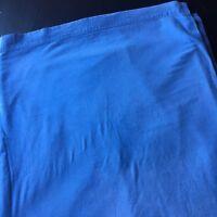 L.L. BEAN Flat Sheet Blue Flannel  Queen Germany