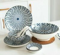 Ceramic Plate Household Tableware High Grade Quality Eco-Friendly Dinnerware New