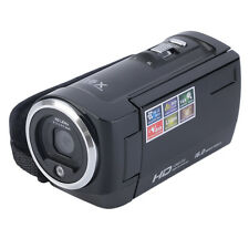 1080p Full HD Digital Video Camera Black Camcorder Recorder CMOS Sensor 777 WD#