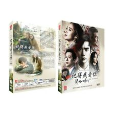 Remember Korean Drama DVD with Good English Subtitle