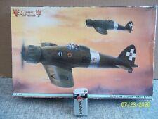 "Sealed Inside Photoetch Resin 1/48 "" MACCHI C.200 SAETTA "" WW2 Classic Airframes"