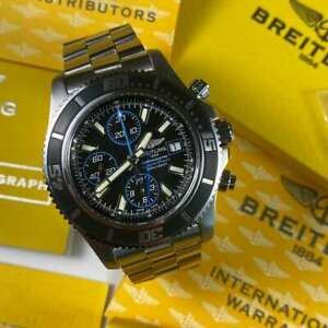 Breitling Superocean Chronograph II A3341 - Part Exchange Available