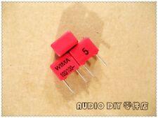 10pcs WIMA FKP2 100pF/100V 5% Foil Film Capacitor 0.1nF 101