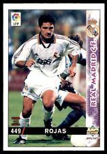Mundicromo las inte de la Liga 98 99 Rojas Real Madrid Nº 449
