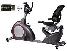 Sitzergometer Heimtrainer magnetisch wattbasiertes Cardio-Training Bluetooth App