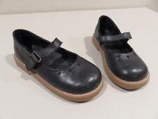 EUC!!  Gymboree Navy Blue Mary Jane Dress Shoes - Size Girls 13