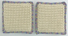 New listing 2 - Handmade Crochet Potholders/Hot Pads