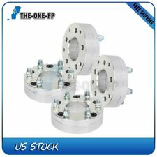 "4X 2"" 5x5 to 6x5.5 wheel spacers 78.1 mm 14x1.5 for Jeep Grand Cherokee"
