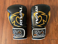 RIVAL Boxing RB7 Fitness+ Hook and Loop Bag Gloves - 16 oz