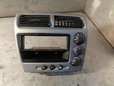 Honda Civic Type R EP3 01-05 Centre Console Stereo Surround fascia Facelift AC 9