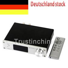 SMSL Q5pro 50W USB Coaxial Optical Bass Digital Power HiFi Amplifier+RC
