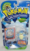 vintage POKEMON THINK CHIP BLASTOISE BATTLE STADIUM FIGURE NEW THINKCHIP 2001