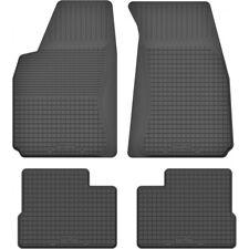 Gummimatten Fußmatten 1.5 cm Rand PEUGEOT 106 I II (Bj. 1991-2005) -4-teile -Set
