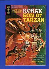 KORAK SON OF TARZAN #33 NM- 9.2 HIGH GRADE SILVER AGE GOLD KEY