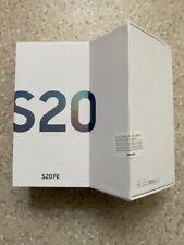 Samsung Galaxy S20 FE SM-G780F/DS - 128GB - Cloud Navy (Ohne Simlock)
