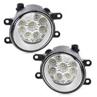 LED Tagfahrlicht Nebelscheinwerfer Rund Nebel Licht 8121006050 für Camry Corolla
