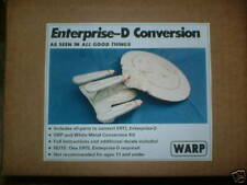Enterprise D Conversion Kit Star Trek Warp Resin Model Kit