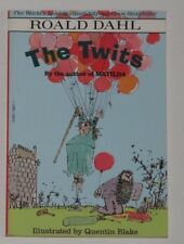 THE TWITS by ROALD DAHL FREE SHIPPING 0590136011