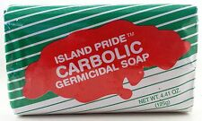 Island Pride Red Carbolic Germicidal  Soap - 4.41oz - 24 Pack