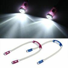 LED Flexible Handsfree Hug Neck Read Book Study Light Lamp Torch Flashlight