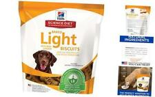 Dog Treats Baked Light Dog Biscuits with Real Chicken for Medium Dogs, Healthy