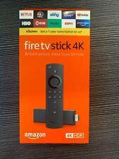 Amazon Fire Tv Stick 4K Streaming Media Player with Alexa