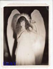 Sexy Angel Ben Hur 1926 VINTAGE Photo
