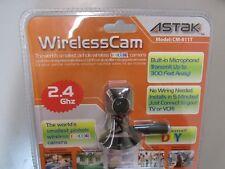 2.4 Ghz Pinhole Wireless Camera - Easy installation