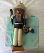 Antique Sailor Nutcracker Made in Germany