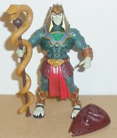 Motu Masters Of The Universe Classics BATTLE ARMOR KING HISS He-man