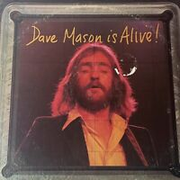 Dave Mason Is Alive: Blue Thumb Records 1973 Vinyl (Rock)