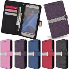 Luce Wallet Case for Samsung Galaxy Note10 Note10+ Note9 Note8 5 4 3 2 Edge NEO