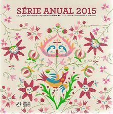 SERIE EURO BRILLANT UNIVERSEL (BCN) - PORTUGAL 2015
