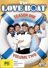 The Love Boat : Season 1 : Vol 2 (DVD, 2009, 4-Disc Set)