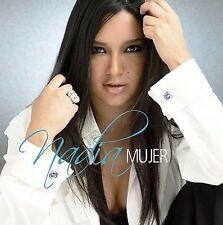 Nadia ** Mujer **  CD NEW