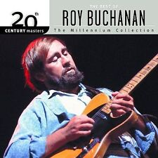 20th Century Masters - The Millennium Collection: The Best of Roy Buchanan by Roy Buchanan (CD, Mar-2002, Polydor)