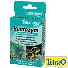 Tetra AQUA Bactozym 10 capsule Pack Pesce filtrazione