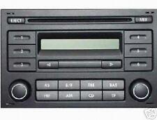 Autoradio  CD Stereo Mp3 Originale Volkswagen Polo Fox