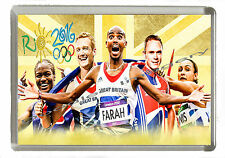 Olympic Games 2016 Rio Fridge Magnet Large 90 mm x 60 mm