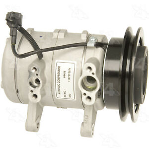 A/C Compressor-New Compressor 4 Seasons 68455