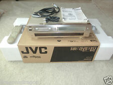 JVC hr-dvs1 MINIDV/S-VHS-Video Recorder, OVP, come nuovo, 2 ANNI GARANZIA