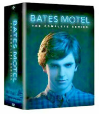 Bates Motel: The Complete DVD Series Box Set Season 1-5 ~ Brand New