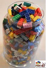 [BF1002] 2 kg Lego (ca. 1.400 Teile) *Kiloware Basic,Stein,Platten,Figur via DHL