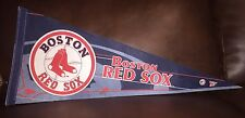Vintage Boston Red Sox Full Size Pennant