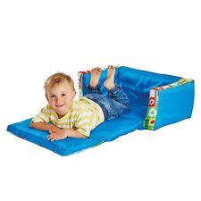 Pat' Patrouille bleu enfants Flip out Divan gonflable Extensible siège pour