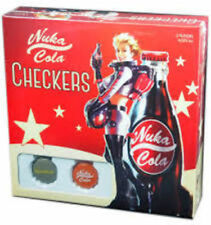 USAopoly Fallout Nuka-Cola Checkers Set- Great Gift-Brand New & Sealed! TOY-0732