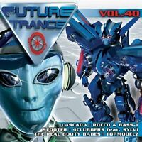 Future Trance 40 (2007) Scooter, Topmodelz, Cascada, ATB.. [2 CD]