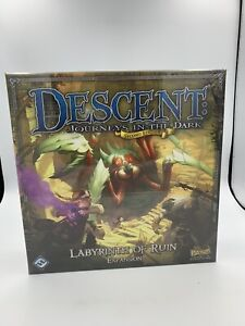 Descent: Journeys in the Dark 2nd - Labyrinth of Ruin Expansion