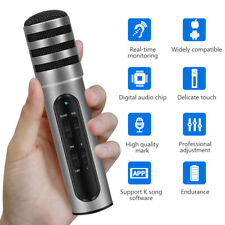 US Professional Audio Condenser Microphone Studio Sound Recording Tripod Stand